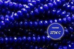 Kamienie Jadeit 7409kp 3mm 1sznur