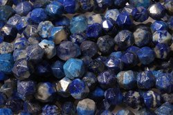 Kamienie Lapis Lazuli 2218kp 8mm 1sznur