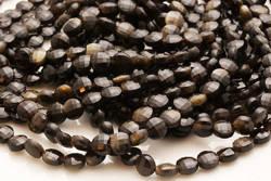 Kamienie Obsydian tęczowy 7761kp 6mm 1sznur