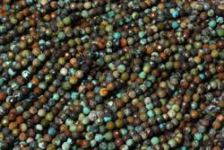 Kamienie Turkus 6615kp 4-4.5mm 1sznur