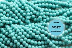 Kamienie Turkus tajwański 5248kp 3mm 1sznur