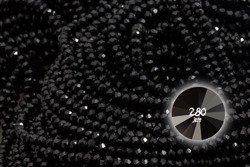Koraliki Kryształki R4641kr 4mm 1sznur