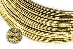 Sutasz czeski złoty 7000 3mm 1m