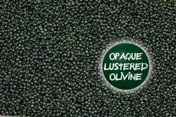 TOHO TR-11-119 Trans Lustered Olivine 10g