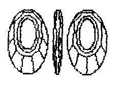6040-ANTP 20mm 3sztuki