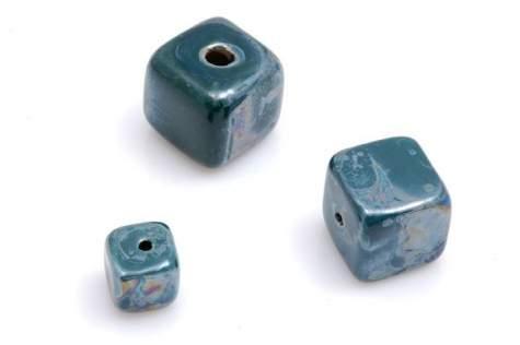 Ceramika Kostka 211c 15mm 1sztuka