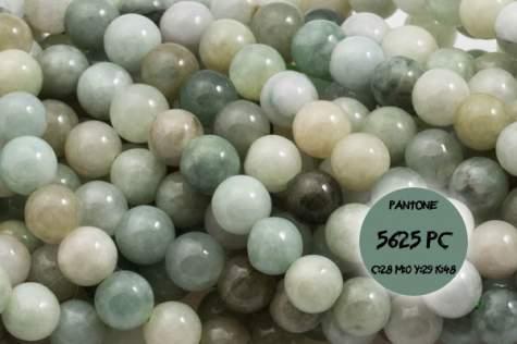 Jadeit Birma 3336kp 8mm 1sznur