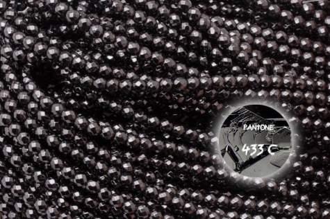 Kamienie Hematyt 3859kp 3mm 1sznur