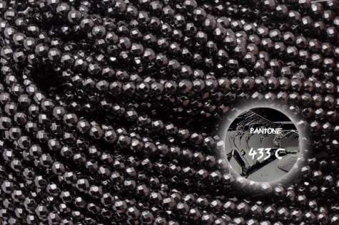 Kamienie Hematyt 3896kp 4mm 1sznur