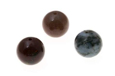 Kamienie Jaspis 2544kp 12mm 1sztuka