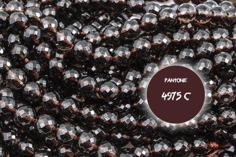 Kamienie Kwarc 3569kp 10mm 1sznur