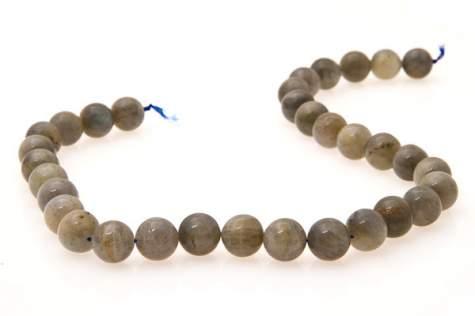 Kamienie Labradoryt 2694kp 12mm 1sznur