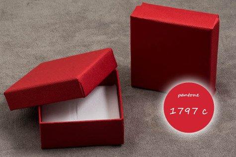 Pudełko jubilerskie 052okms 55x55mm 1szt.