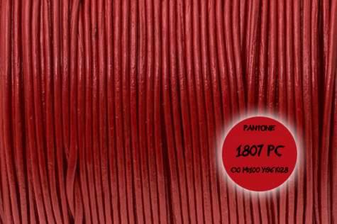 Rzemień skórzany #004 3mm 1m