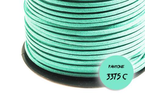 Rzemień zamszowy 014tz 3mm 1m