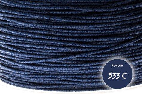 Sznurek  bawełniany#128 1mm 5m