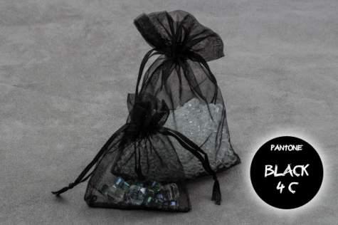 Torebka czarna 009os 9x11cm 50sztuk